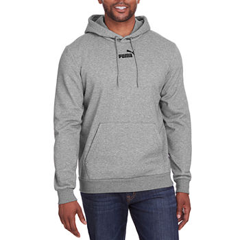 Puma Mens Hooded Neck Long Sleeve Hoodie