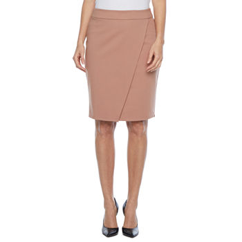 Liz Claiborne Womens Wrap Skirt