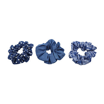 Mixit Scrunchie 3-pc. Hair Ties