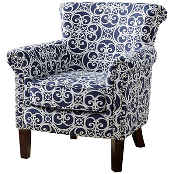 Pleasing Madison Park Miro Accent Chair Gmtry Best Dining Table And Chair Ideas Images Gmtryco