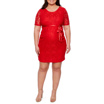 Red Church Dresses