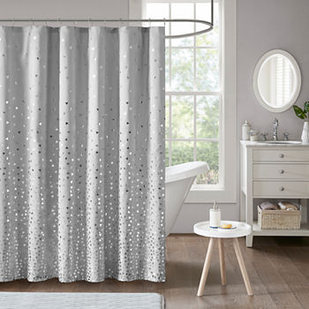 Gray Shower Curtains For Bed Bath