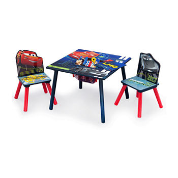 Admirable Disney 2 Pc Kids Table Chairs Gmtry Best Dining Table And Chair Ideas Images Gmtryco