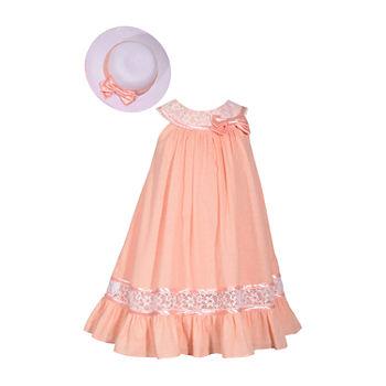 89a995eee6cc Bonnie Jean Not Applicable Sleeveless Dress Set - Preschool Girls. Add To  Cart. Few Left