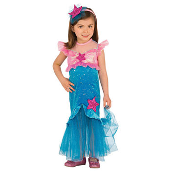 Girls Mermaid Costume Girls Costume Girls Costume