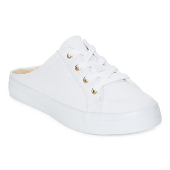 St. John's Bay Boating Womens Sneakers