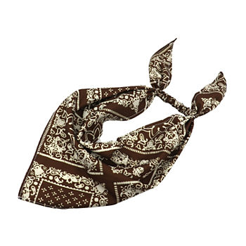 a.n.a Brown Bandana Hair Wrap