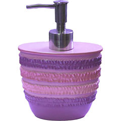 Ruffle Power Soap Dispenser