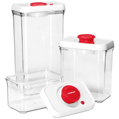Few Left  sc 1 st  JCPenney & Canister Sets Kitchen Canisters u0026 Food Storage Containers