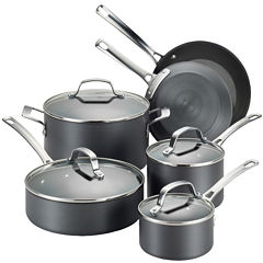 Circulon® Genesis 10-pc. Hard-Anodized Nonstick Cookware Set