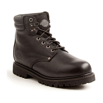 6eb82e96422 Dickies Mens Raider Steel Toe Lace-up Work Boots