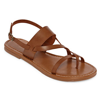 Strap Sandals Sandals Under  20 for Memorial Day Sale - JCPenney a8dae4bcb
