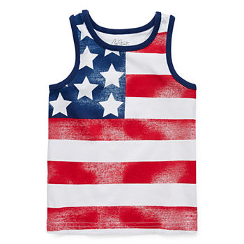 92a800e905a21 Toddler 2t-5t Sleeveless Shirts   Tees for Kids - JCPenney