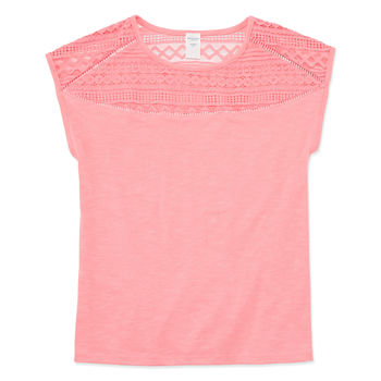 df79a8d6 Shirts + Tops Girls 7-16 for Kids - JCPenney