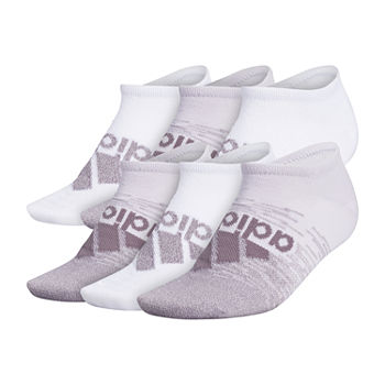 adidas Superlite Badge Of Sport 6 Pair No Show Socks -  Womens