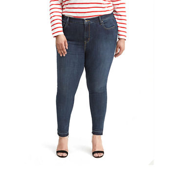Levi's®  721 High-Rise Skinny Jean - Plus