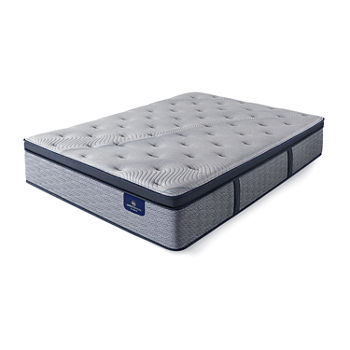 Serta® Perfect Sleeper® Kingsburg Plush Pillowtop - Mattress Only