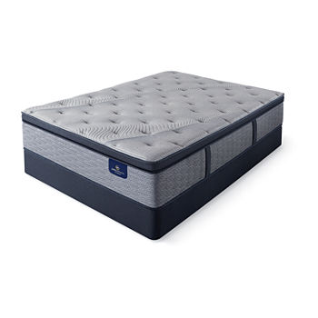 Serta® Perfect Sleeper® Kingsburg Firm Pillowtop - Mattress + Box Spring