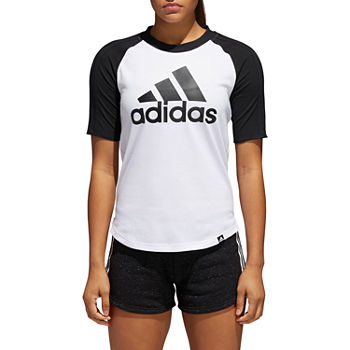 c54dba0f4996 Adidas T-shirts Tops for Women - JCPenney