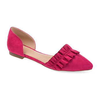 4578540a27a Journee Collection Pink Women s Flats   Loafers for Shoes - JCPenney