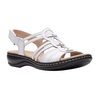 Clarks Womens Leisa Janna Strap Sandals