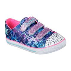 Skechers® Chit Chat Girls Dazzle Days Sneakers - Little Kids