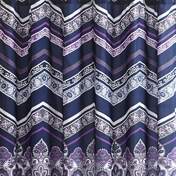 Purple Shower Curtains For Bed Bath