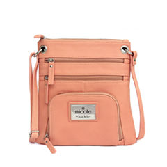nicole by Nicole Miller® Marisa Mini Crossbody Bag
