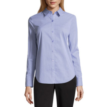 Blue Tops for Women - JCPenney