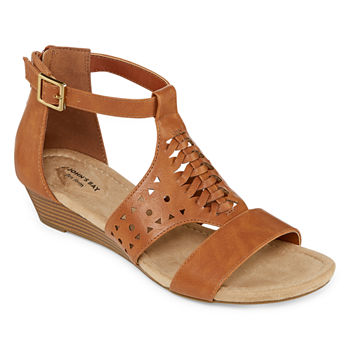 535b94f83dc3 Mid Brown All Women s Shoes for Shoes - JCPenney
