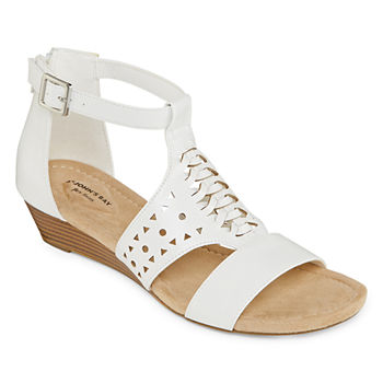 f7a4ac214001 Wedge Sandals for Women - Shop Online at JCPenney
