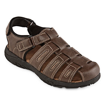 9a4c99ba5a75 Sandals Brown Boys Shoes for Shoes - JCPenney