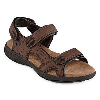 138d135bffbbd Sandals Brown Boys Shoes for Shoes - JCPenney