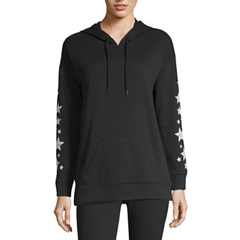ea1fb0680895e Oversized Fit Sweatshirts for Women - JCPenney