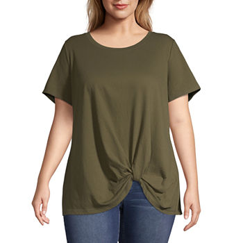 fe9cc3304 A.n.a T-shirts for Women - JCPenney