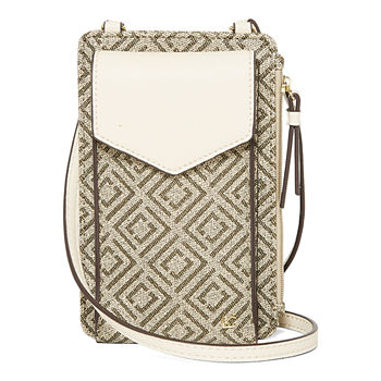 Liz Claiborne Envelope Phone Crossbody Bag