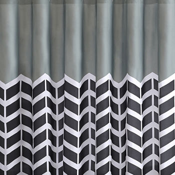 Intelligent Design Lilo Printed Shower Curtain Add To Cart Black LOW PRICE EVERYDAY