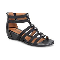 Eurosoft Rayelle Womens Wedge Sandals