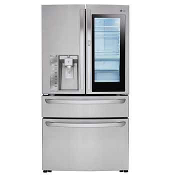 French Door Refrigerators For Appliances Jcpenney