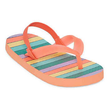 Okie Dokie Toddler Girls Flip-Flops