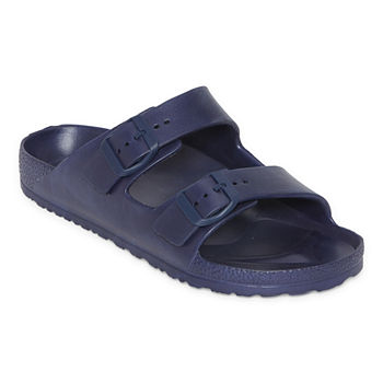Little & Big Boys Slide Sandals