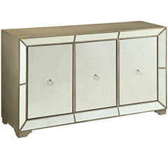 Monterey Mirrored Console Table