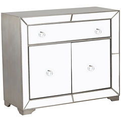 Bombay Cowen Mirrored Storage Chest