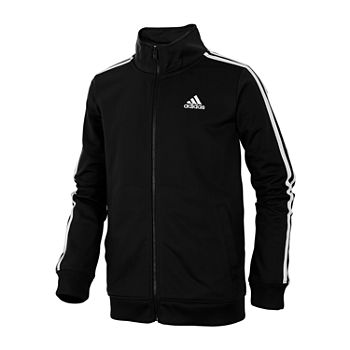 adidas Big Boys Lightweight Track Jacket