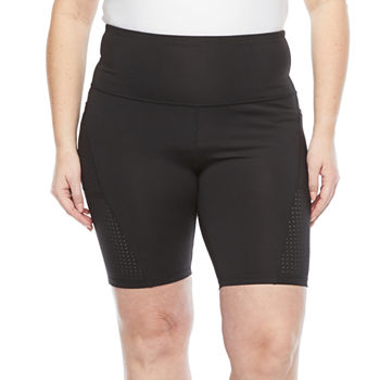Xersion Move Womens Plus Bike Short