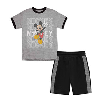 4bd9ff7a5e38e Disney Mickey Mouse Clothing Sets for Baby - JCPenney