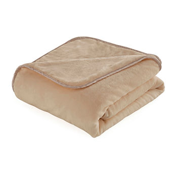 874a417638 Blankets Cold Weather Bedding for Bed   Bath - JCPenney