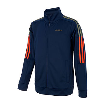 adidas Little Boys Lightweight Windbreaker
