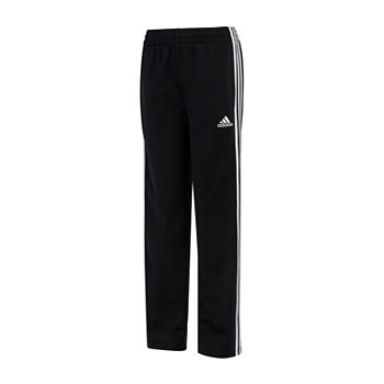 adidas Tricot Little Boys Straight Track Pant
