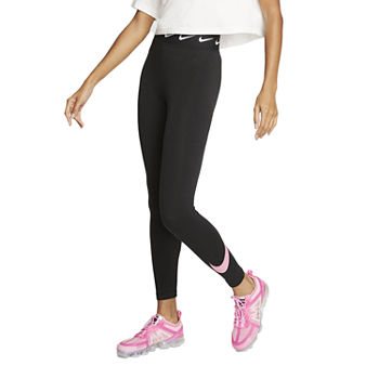 Nike Womens High Rise 7/8 Ankle Leggings